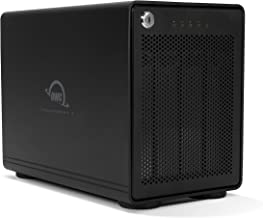 OWC 12TB ThunderBay RAID 5 4-Drive HDD External Storage Solution with Dual Thunderbolt 3 Ports