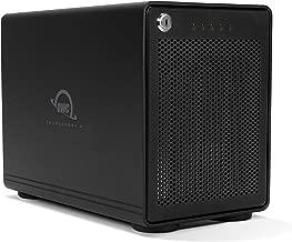 OWC ThunderBay 4 RAID 5 4-Bay External Storage Enclosure with Dual Thunderbolt 3 Ports