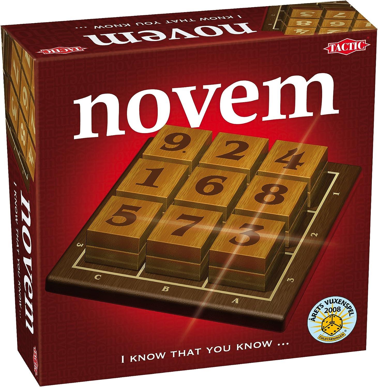 Novem Strategic Game O2582 Ranking Popularity TOP9