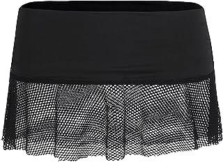 b10649a6dde4e7 Amazon.fr : mini jupe transparente : Vêtements