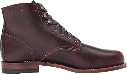 Cordovan No. 8 Leather