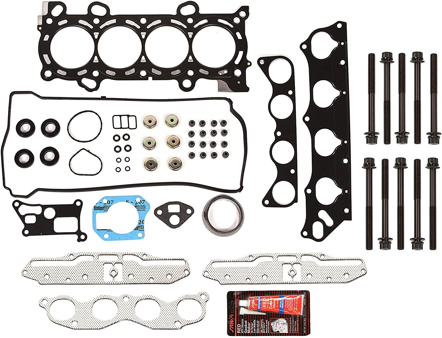 Evergreen HSHB4043 Minneapolis Mall Cylinder Limited Special Price Head Gasket Set Bolt