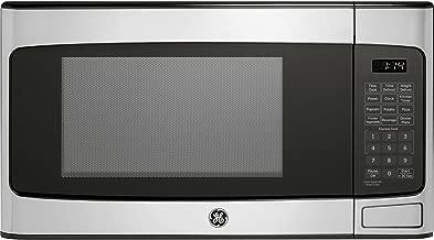 GE JES1145SHSS 1.1 Cu. Ft. Capacity Countertop Microwave, Stainless Steel