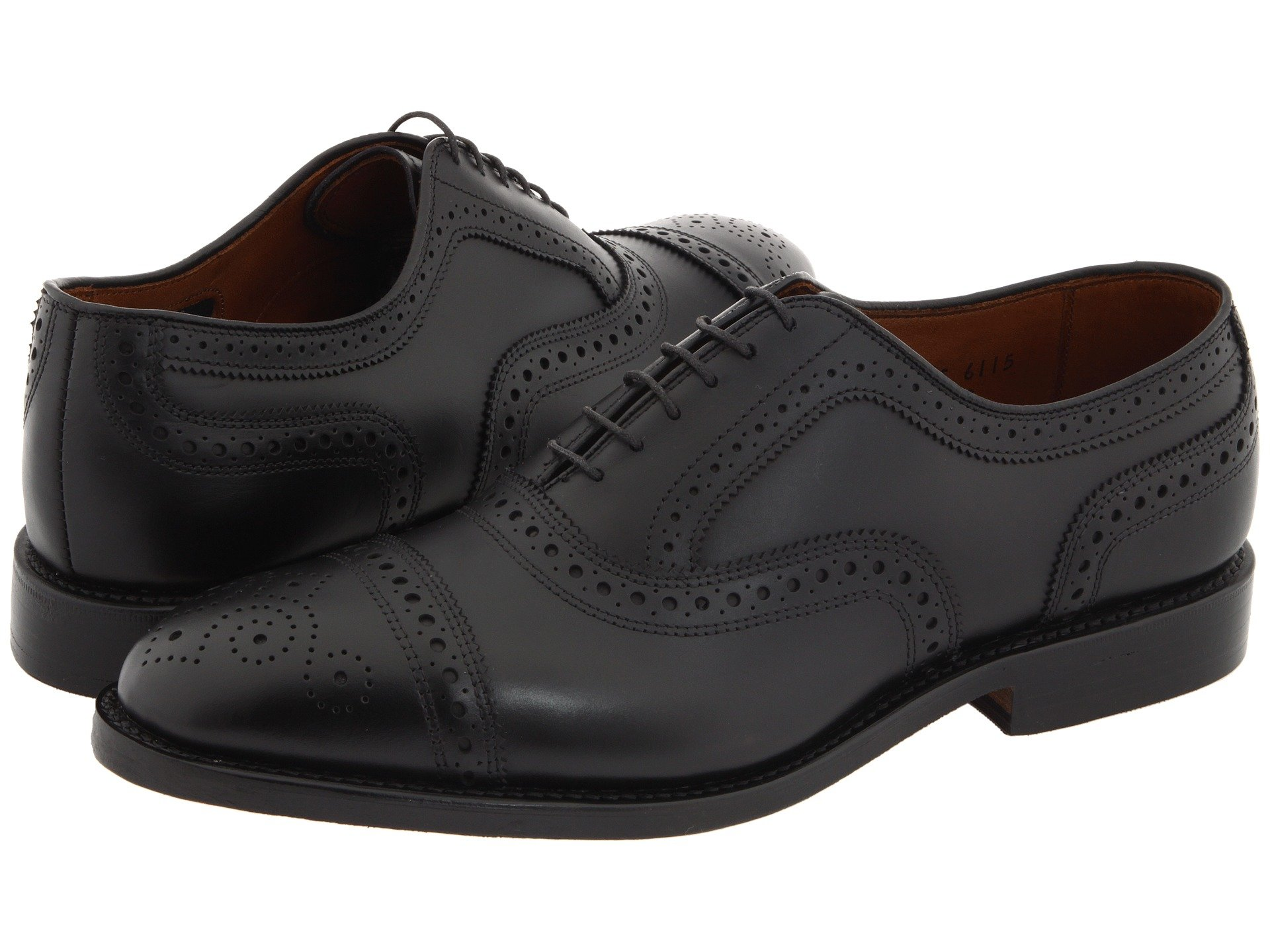 Allen Edmonds Strand in Black Calf