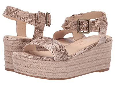 Matisse Coconuts by Matisse Sunchaser Espadrille Sandal (Natural Synthetic) Women