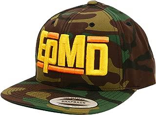 EPMD Logo Snapback Hat Camo
