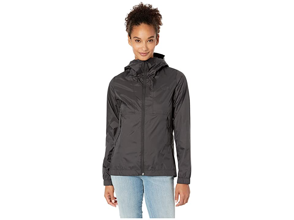 The North Face Phantastic Rain Jacket (TNF Black) Women
