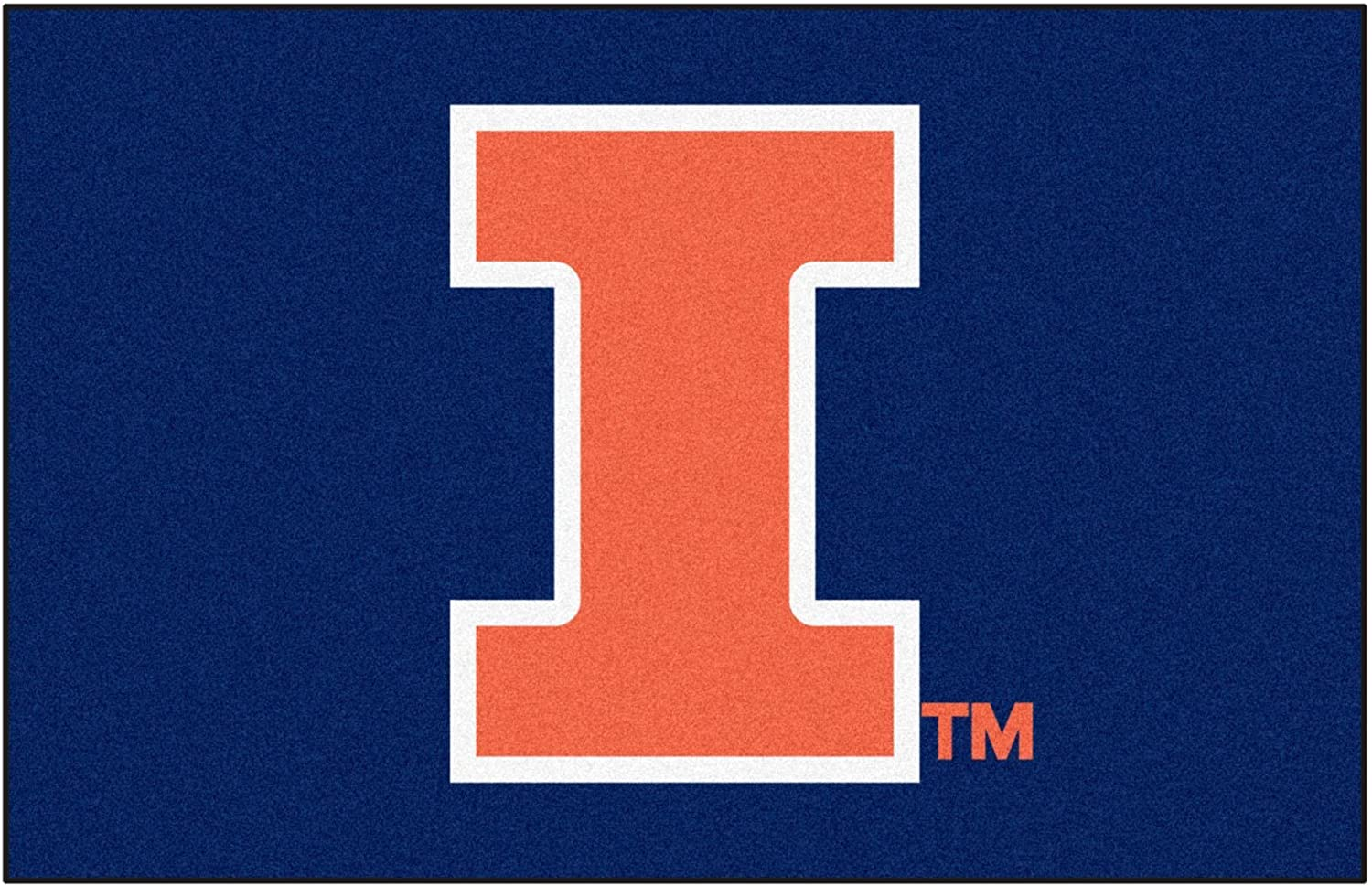 Starter Floor Mat - University of Illinois