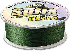 Sufix Performance 1200-Yards Spool Size Braid Line