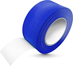 Tapefix Pantsertape, 50 m x 48 mm, blauw, waterbestendig, extreme kleefkracht, corrigeerbare pantserband, handscheurbaar, ...