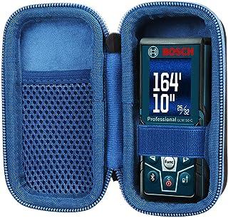 co2CREA Duro Viajar Caso Cubrir para Bosch Professional Medidor láser de distancia GLM 40/GLM 50 C (solo estuche, no conti...