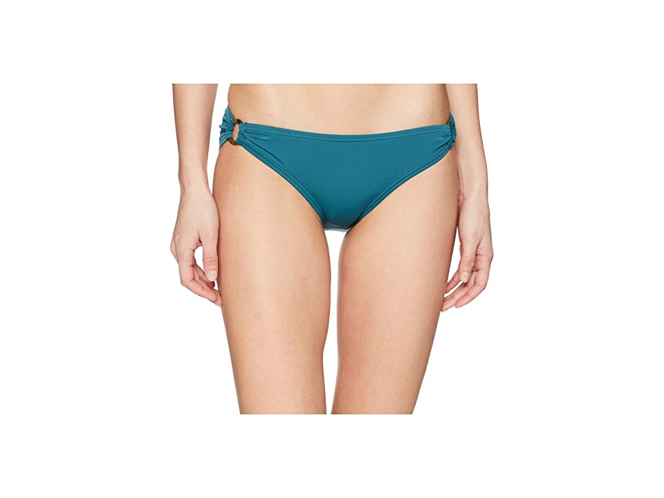 Kate Spade New York Palominos Islands Classic Bikini Bottom (Foliage) Women