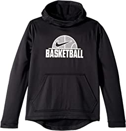 9ec5f3c734a Therma Basketball Pullover Hoodie (Little Kids Big Kids)