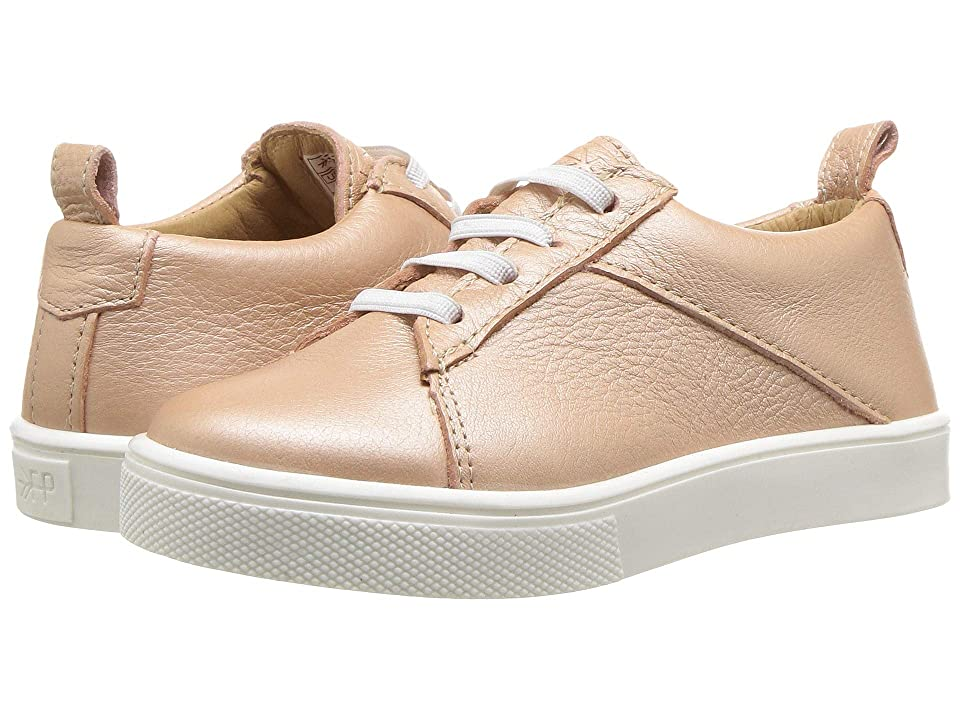 Freshly Picked Classic Lace-Up Sneaker (Toddler/Little Kid) (Rose Gold) Girls Shoes