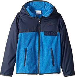 Mountain Side™ Overlay Full Zip Fleece (Little Kids/Big Kids)