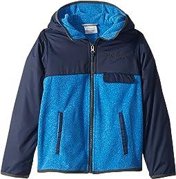 Mountain Side™ Overlay Full Zip Fleece (Little Kids/Big Kids)