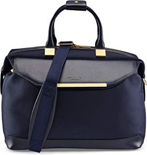 Ted Baker Women's Albany Softside Collection (Navy, Holdall Bag)