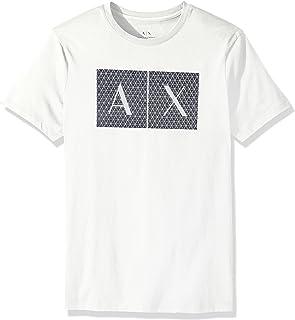 Armani Exchange A|X Men's Crew Quited Logo Tee