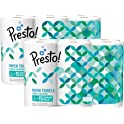 2-Pack Presto! 6 Count of 15 Regular Rolls Flex-a-Size Paper Towels