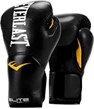 PRO STYLE ELITE TRAINING GLOVES 12oz BLK
