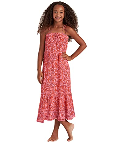 Billabong Kids For the Max Dress (Little Kids/Big Kids) (Peaceful Pink) Girl