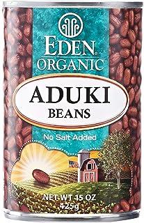 Eden Organic Adzuki Beans 15.0 OZ(pack of 6)