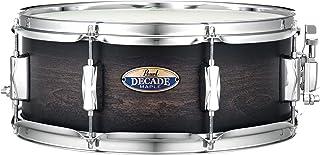 Dmp caja pearl decade 14x55 satin black burst