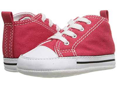 Converse Kids Ctas First Star (Infant/Toddler) (Red) Kid