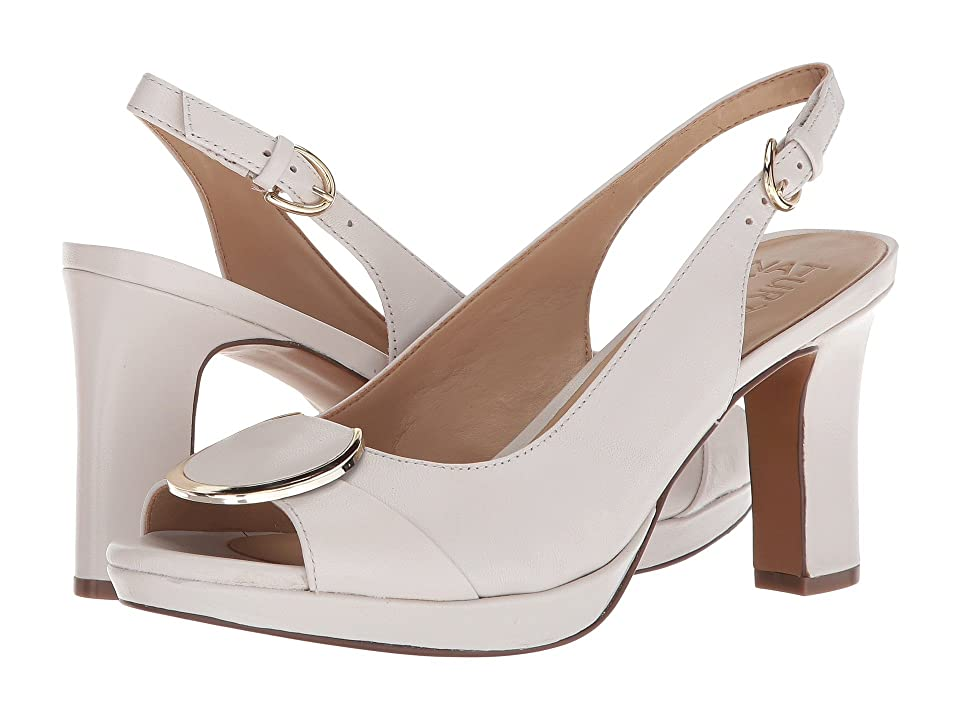 Naturalizer Ferris (Alabaster Leather) Women