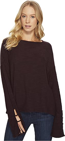 Project Social T Stevie Bell Sleeve Top