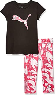 Little Girls' Legging Set