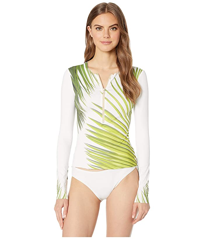 CALi DREAMiNG Zip-Up Swim Skin (Blade) Women