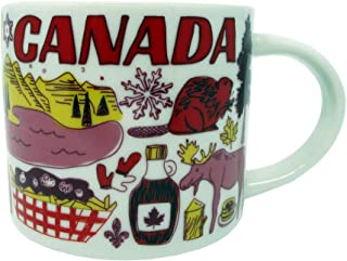 Starbucks Been There Series - Canada Mug, 14 Oz
