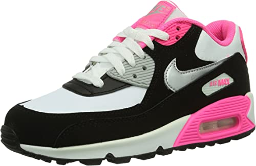 Nike Air Max 90 2007 (GS) 345017122, Baskets Mode Enfant - Taille ...
