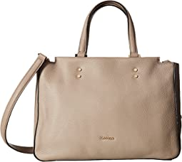 Calvin Klein - Doreen Pebble Satchel