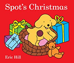 spot christmas book