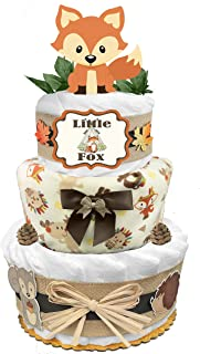 diaper cake basket ideas