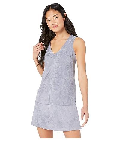 Bishop + Young V-Neck Dress (Twilight Blue) Women
