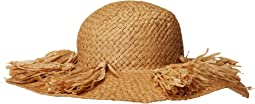 San Diego Hat Company - PBL3101OS Woven Paper w/ Paper Tassels