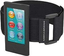 Mediabridge Armband for iPod Nano – 7th Generation / 8th Generation (Black) –..