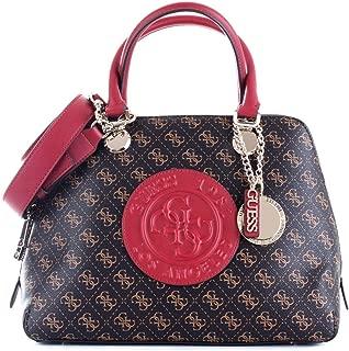 Luxury Fashion | Guess Womens HWSC7437350BROWN Brown Handbag | Fall Winter 19