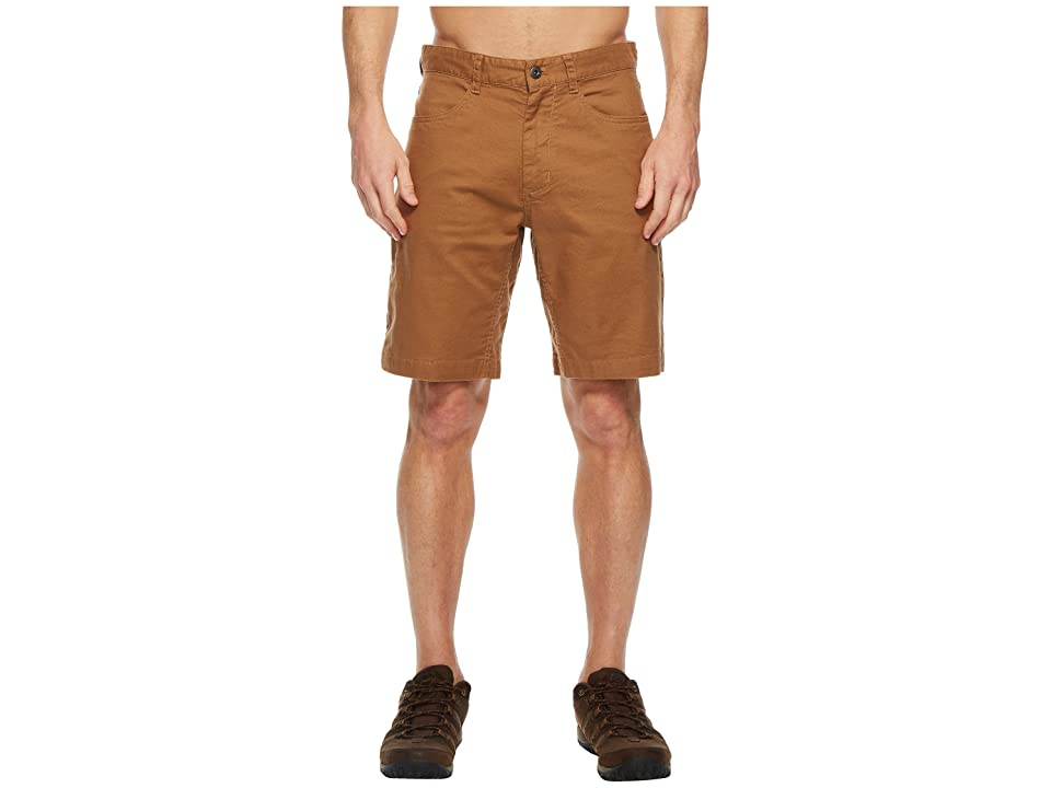 The North Face Relaxed Motion Shorts (Cargo Khaki) Men