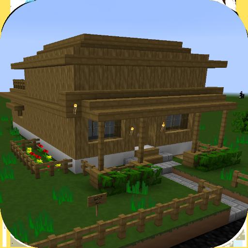 House Mod for MCPE