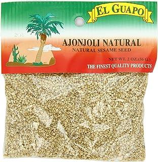El Guapo Natural Sesame Seed, 2 oz