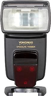 YONGNUO TTL Flash Unit Speedlite YN568EX YN-568EX with High Speed Sync 1/8000 for Nikon Digital Camera