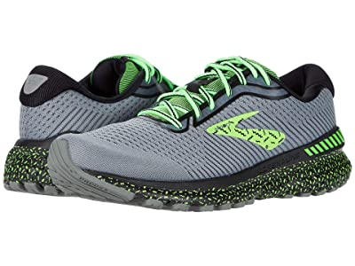 Brooks Adrenaline GTS 20 (Grey/Black/Gecko) Men