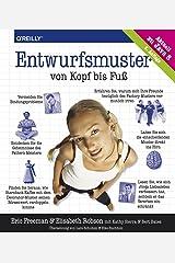 Entwurfsmuster von Kopf bis Fuß (German Edition) Kindle Edition