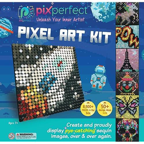 Pixel Art Beads Amazoncom