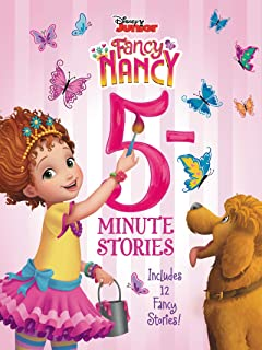 Disney Junior Fancy Nancy: 5-Minute Stories