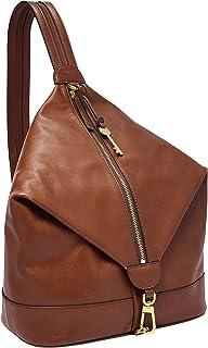 کیف دستی کیف پول چرمی قابل حمل Sling Crossbody کیف پول زنانه چرمی نولا Fossil
